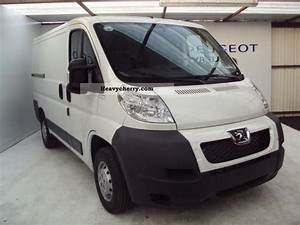 Peugeot Boxer 330 L1h1 Fg Hdi100 Cft 2011 Box