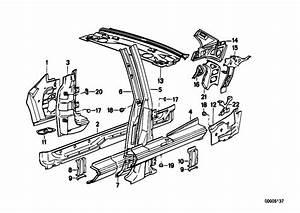 Original Parts For E30 M3 S14 2 Doors    Bodywork   Single
