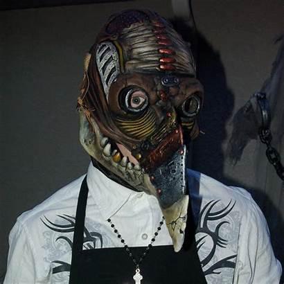 Plague Doctor Mask Tyler Huddle Scary Caleb