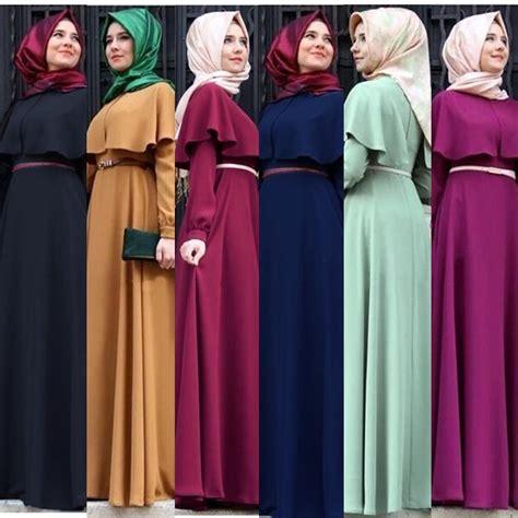 muslim abaya dress women fashion islamic arabic long