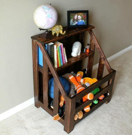 diy toy box  pallets woodworking projects plans
