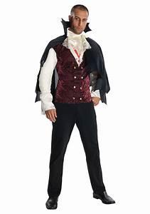 Halloween Kostüm Vampir : scary count dracula costume mens scary monster costumes ~ Lizthompson.info Haus und Dekorationen