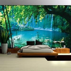 3d Tapete Schlafzimmer : fototapete fototapeten tapete tapeten wandbild wasser ~ Lizthompson.info Haus und Dekorationen