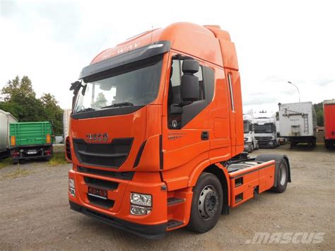 Used Iveco Stralis 460 Tractor Units Year