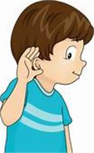Clip Art of Listening Kids k19901707 - Search Clipart ...