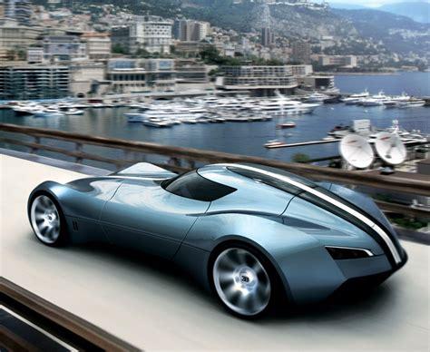 Bugattİ Aerolithe Concept