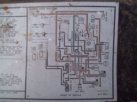 Toyotum 20r Msd Ignition Wiring Diagram by 1985 351w Vacuum Diagram Ford Bronco Forum