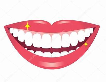 Teeth Mouth Lips Clipart Bocca Mond Sorridente