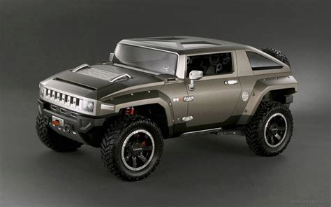 Hummer Hx Concept 2008 2 Wallpapers Hd Wallpapers Id 6220