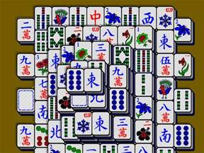 Free Online Mahjong Solitaire