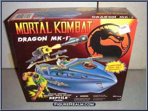 reptile  dragon mk  vehicle mortal kombat hasbro