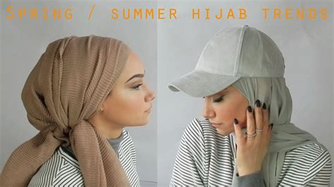 spring summer hijab trends youtube