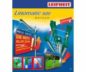 Linomatic 500 Comfort : leifheit linomatic deluxe 500 82001 ab 105 00 preisvergleich bei ~ Eleganceandgraceweddings.com Haus und Dekorationen