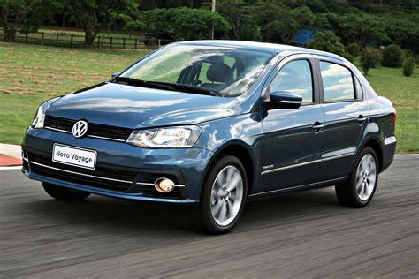 Avaliação: VW Voyage em busca de um status superior ...