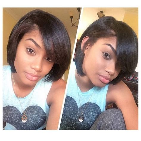 Black Hairstyles For Relaxed Hair by Easy Hairstyles For To Look Stylish In No Time