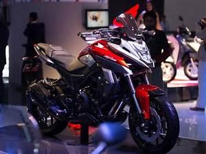Honda Cb500x 2018 : honda cx 02 concept to enter production as all new cb500x ~ Nature-et-papiers.com Idées de Décoration