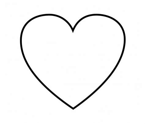 heart shaped coloring pages tryonshortscom hearts