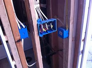 Rough Electrical Wiring