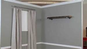 How to hang curtains for small windows youtube for How to choose curtains for small windows