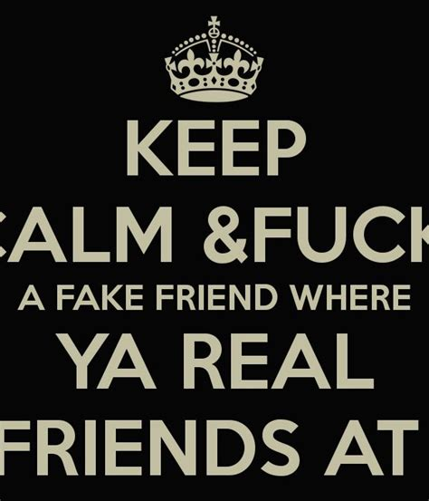 Fake Friends Quotes Quotesgram
