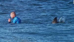 Surfer Mick Fanning Escapes Shark Attack Cnn