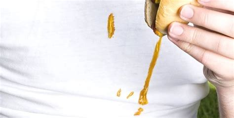 mustard stain how to remove mustard stains stain removal tide
