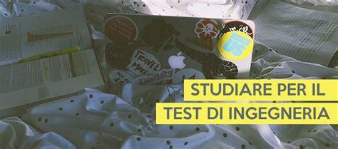 Politecnico Test Ingresso Ingegneria by Ingegneria Test Ingresso Casa