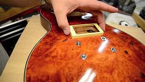 Fitting Pickup Rings On Your Custom Prs Or Les Paul Guitar