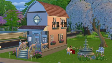 the mini adorkable tiny house living by simgazer at mod the sims 187 sims 4 updates