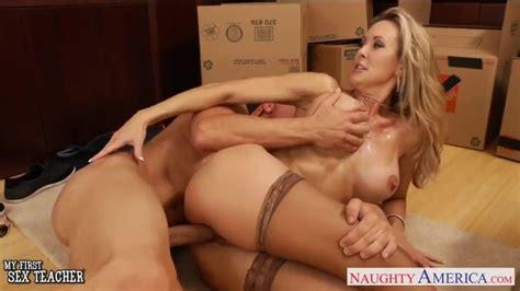 MILF Sex Teacher Brandi Love Fucking A Large Dick Thumbzilla