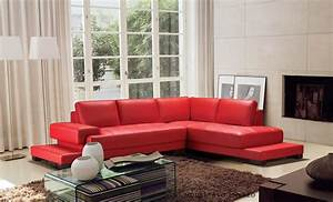red sectional sofa with recliner chic red sectional sofa With red color sectional sofa