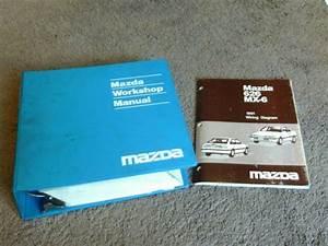 1991 Mazda 626 Mx