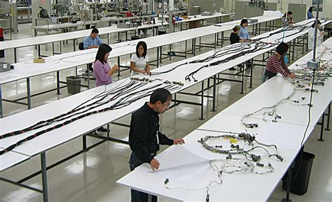 Rules For Routing Aircraft Wiring Assembly