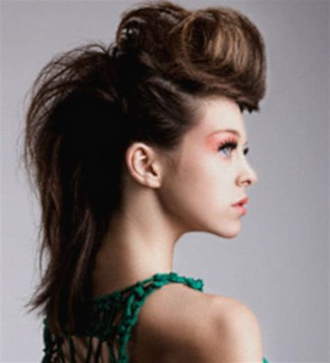 rock hairstyles for girls rock hairstyles for women