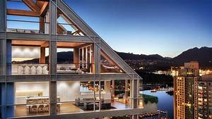 First, Look, At, Terrace, House, Interiors, By, Shigeru, Ban