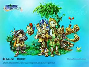 Final Fantasy Crystal Chronicles Wallpaper The Final
