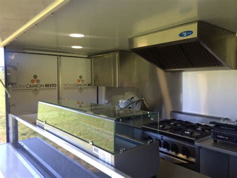 camion cuisine occasion achat camion burger moncamionresto com