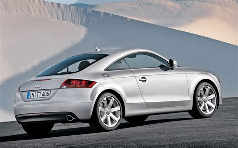 2008 Audi Tt Coupe  First Drive & Review  Motor Trend