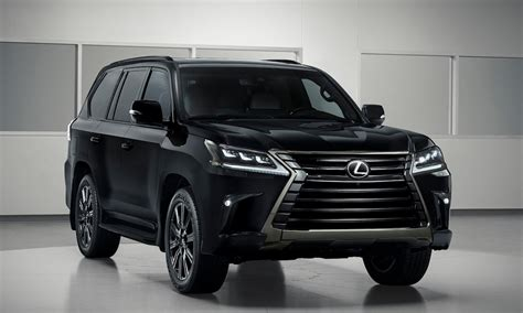 lexus inspiration lx suv cool material