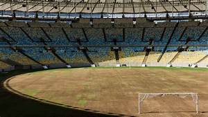 Rio's iconic Maracana becomes 'ghost' stadium - CNN