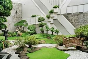 la beaute exotique du jardin japonais With photo de jardin de particulier 3 jardin particulier aquarelle decoration