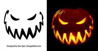 Vampire Pumpkin Stencil by 20 Free Scary Halloween Pumpkin Carving Stencils Faces