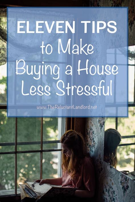 11 tips to make buying a house less stressful