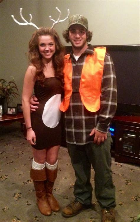 country costumes for couples halloween costumes deer and hunters on pinterest