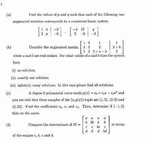matrices - Linear Algebra: Matrix and determinant ...