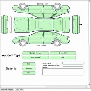 How To Create A Car Insurance Claim App With Custom Shapes In Javascript