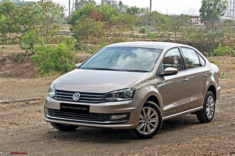 volkswagen vento 2015 volkswagen vento facelift a close look team bhp