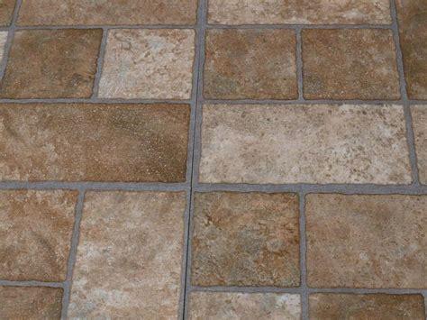 laying tile linoleum backing a look at self adhesive vinyl tiles