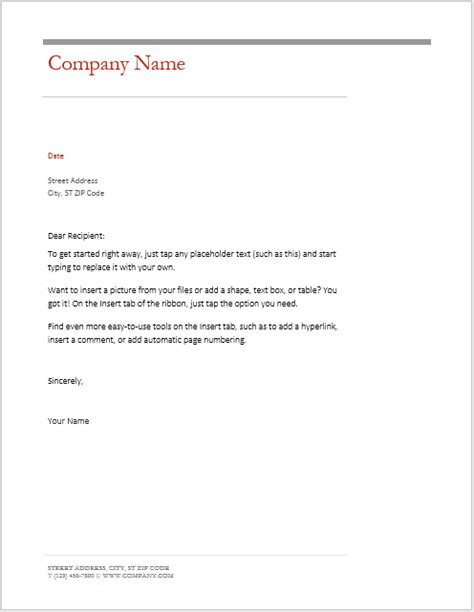 38 Free Letterhead Templates (ms Word)  Templatehub. Letter Of Application Computer Programmer. Cover Letter Examples Canada. Hobby Nel Curriculum Vitae Esempio. Free Resume And Cover Letter Builder. Sample Excuse Letter For Not Going To Work. Curriculum Vitae Europeo Rellenar. Resume Free Pdf. Objective For Resume Medical