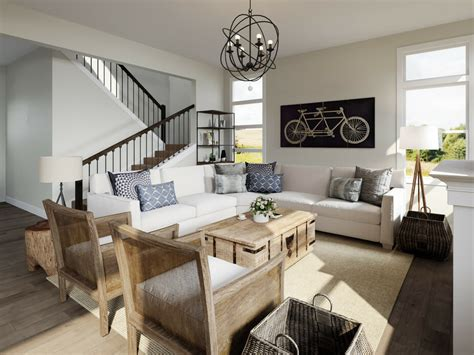 Before & After: Open Concept Modern Home Interior Design